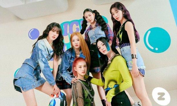 Choáng nặng BXH 30 girlgroup hot nhất: TWICE lên show nước Mỹ mà vẫn bị aespa và Brave Girls đè bẹp, BLACKPINK tụt không phanh - Ảnh 11.