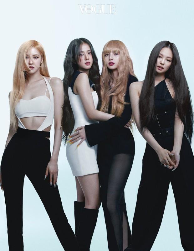 Choáng nặng BXH 30 girlgroup hot nhất: TWICE lên show nước Mỹ mà vẫn bị aespa và Brave Girls đè bẹp, BLACKPINK tụt không phanh - Ảnh 6.