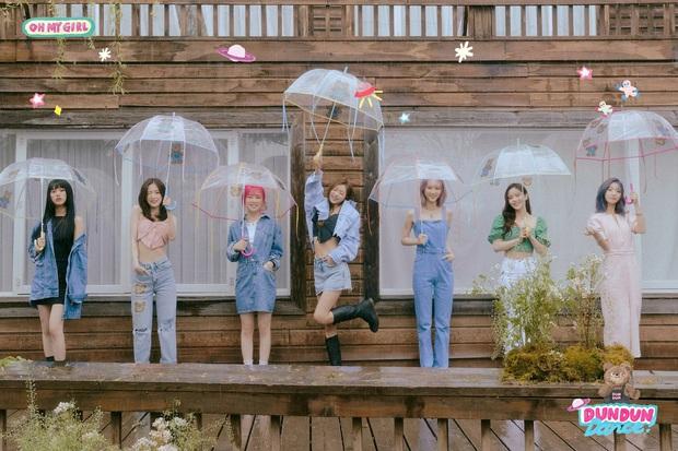 Choáng nặng BXH 30 girlgroup hot nhất: TWICE lên show nước Mỹ mà vẫn bị aespa và Brave Girls đè bẹp, BLACKPINK tụt không phanh - Ảnh 5.