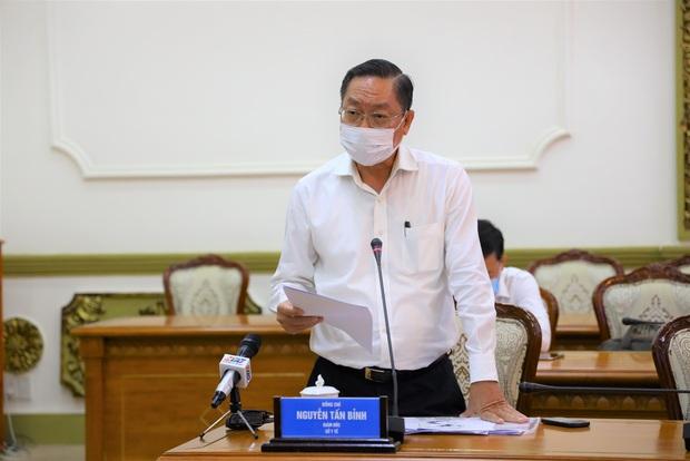Sở Y tế TP.HCM đề xuất tiếp tục giãn cách xã hội toàn thành phố theo Chỉ thị 15 của Thủ tướng Chính phủ - Ảnh 1.