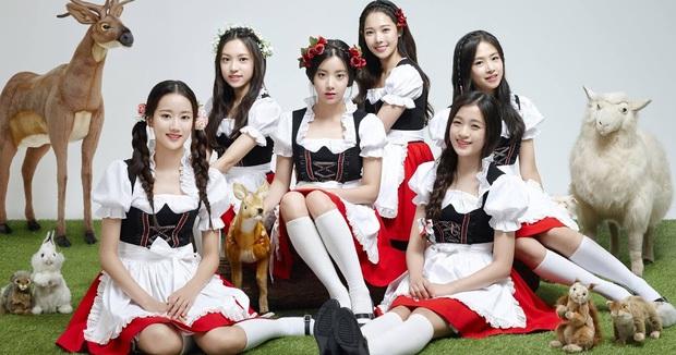 Biến Kbiz: Chị gái tung nhật ký chứng minh nữ thần Naeun không bắt nạt đồng đội nhóm April, ai ngờ hở ra chi tiết tự hủy - Ảnh 6.