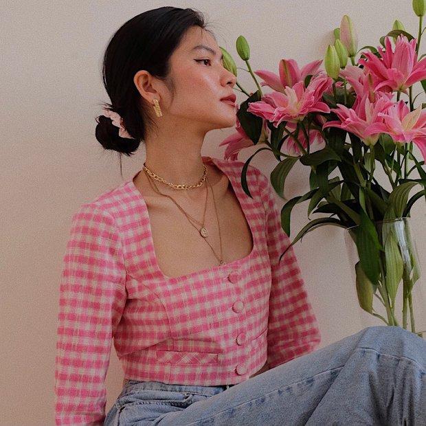 Instagram look sao Việt tuần qua: Crop-top chiếm sóng, riêng 1 ngôi sao lạc quẻ vì diện nguyên set đồ len phát ngốt - Ảnh 8.