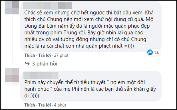 Fan bay não vì phim mới của Chung Hán Lương quá cẩu huyết: Nữ chính lăn giường để cứu con, nam chính cuối cùng bị điên? - Ảnh 8.