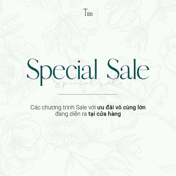 Loạt shop thời trang đang sale rần rần tới 70%: Từ style tiểu thư đến basic bạt ngàn đồ đẹp giá iu - Ảnh 7.