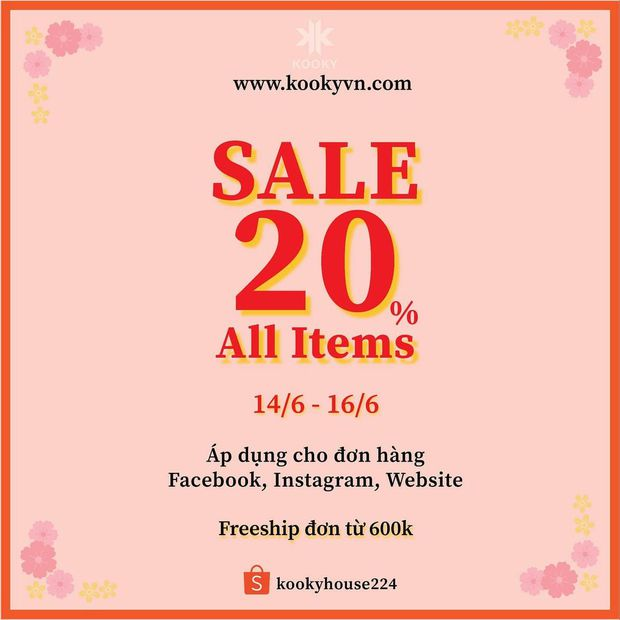 Loạt shop thời trang đang sale rần rần tới 70%: Từ style tiểu thư đến basic bạt ngàn đồ đẹp giá iu - Ảnh 9.