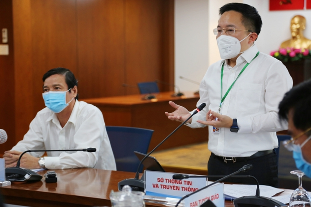 Giám đốc HCDC: Tại sao phải tiếp tục giãn cách xã hội 14 ngày, giãn cách không có nghĩa là số ca nhiễm sẽ giảm? - Ảnh 1.