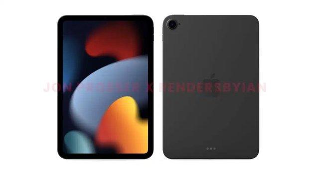 iPad mini 6 lộ thiết kế mới: Viền màn hình mỏng hơn, Touch ID tích hợp vào phím nguồn, ra mắt ngay trong năm nay! - Ảnh 3.