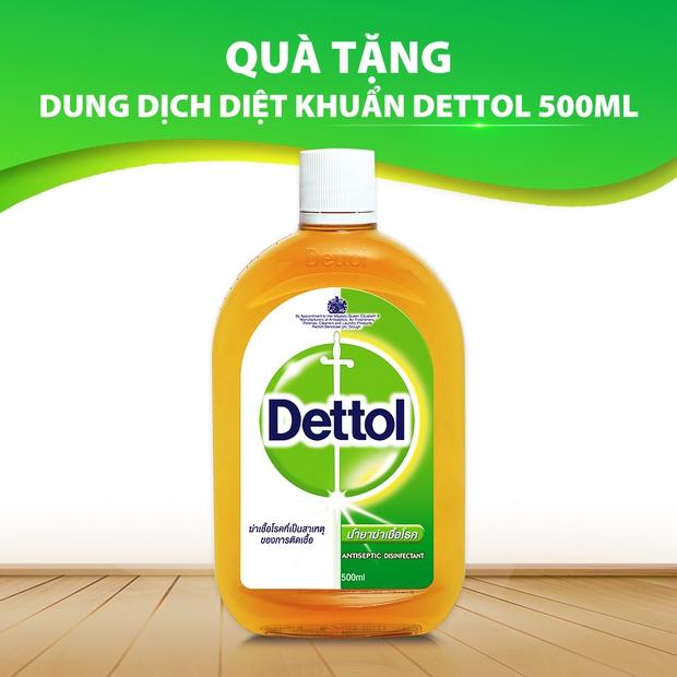 Mẫn Tiên mách chị em nước diệt khuẩn đa năng: Lau nhà hay giặt quần áo đều siêu sạch, giá lại cực hợp lý - Ảnh 3.