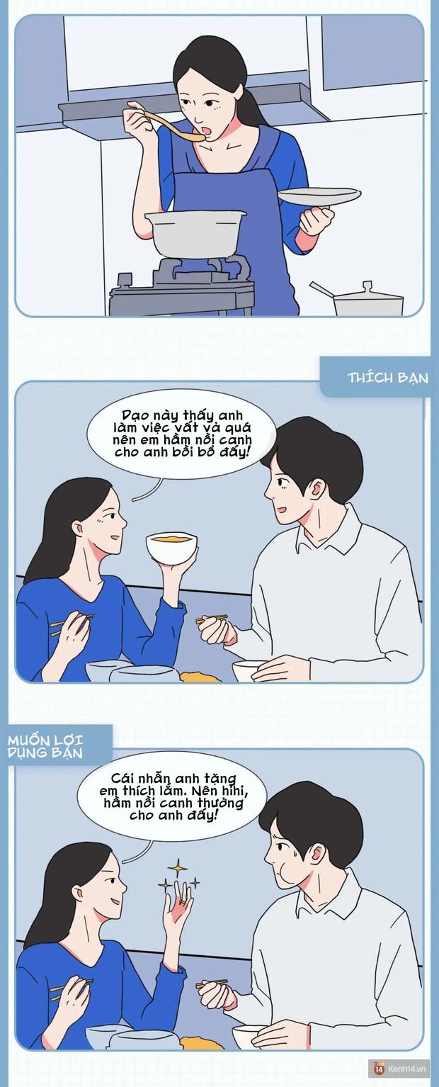 7 khác biệt rõ rệt giữa cô gái yêu bạn thật lòng và người chỉ muốn lợi dụng bạn - Ảnh 11.