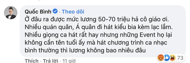 Chuyên gia hé lộ mức cát-xê tiền tỷ của Hồ Văn Cường, ai dè bị dàn sao và MC đồng loạt phản bác lại - Ảnh 3.