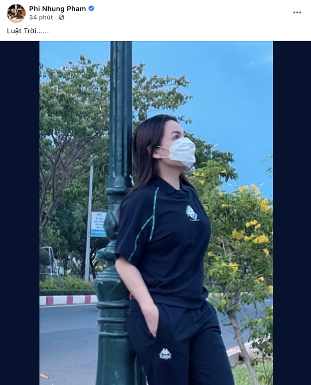 Sau clip náo loạn MXH của gia đình Hồ Văn Cường, Phi Nhung có viết 2 từ lên Facebook thôi mà gây xôn xao dư luận - Ảnh 2.