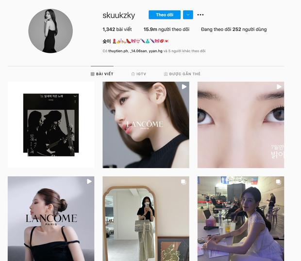 Top 5 nữ diễn viên Hàn được theo dõi nhiều nhất trên Instagram, bất ngờ với một cái tên của SNSD? - Ảnh 11.
