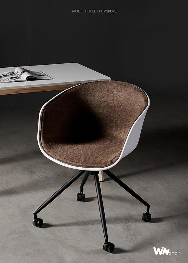 Decor phòng sang-xịn-mịn là phải có ghế xoay: Đã đẹp lại còn tiện, giá nào cũng có - Ảnh 9.