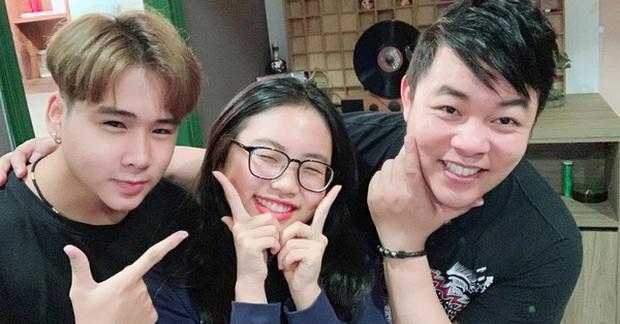 Phương Mỹ Chi từng nói về ba nuôi Quang Lê: Show nào có ba Lê đều có em, rời công ty nhưng vẫn sẵn sàng có mặt bất cứ khi nào ba cần - Ảnh 3.