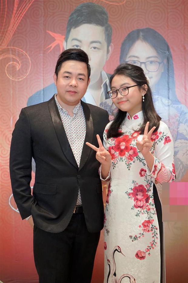 Phương Mỹ Chi từng nói về ba nuôi Quang Lê: Show nào có ba Lê đều có em, rời công ty nhưng vẫn sẵn sàng có mặt bất cứ khi nào ba cần - Ảnh 5.