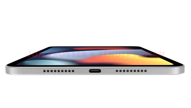 iPad mini 6 lộ thiết kế mới: Viền màn hình mỏng hơn, Touch ID tích hợp vào phím nguồn, ra mắt ngay trong năm nay! - Ảnh 6.