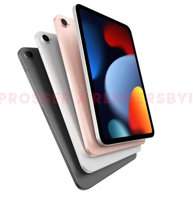 iPad mini 6 lộ thiết kế mới: Viền màn hình mỏng hơn, Touch ID tích hợp vào phím nguồn, ra mắt ngay trong năm nay! - Ảnh 5.