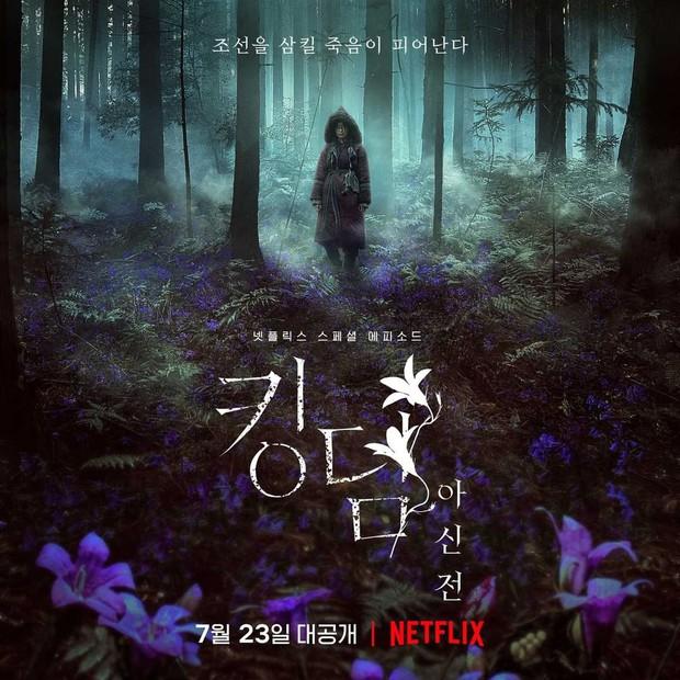 Bom tấn Kingdom của mợ chảnh Jeon Ji Hyun nhá hàng cả hổ zombie, dự kiến làm cỏ cả Joseon đây mà - Ảnh 2.