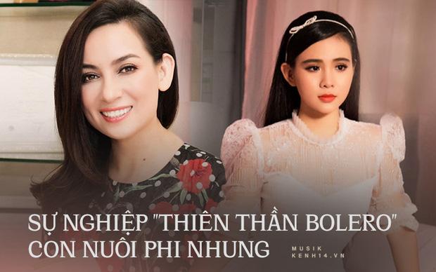 Thiên thần Bolero Quỳnh Trang: Trường hợp con nuôi phá lệ của Phi Nhung, xuất sắc tranh giải Mai Vàng với mẹ nuôi - Ảnh 1.