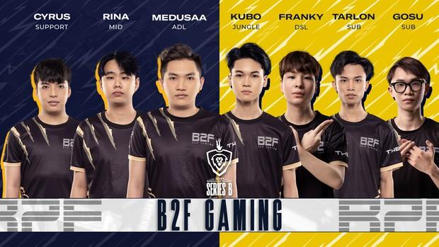 Chính thức: B2F Gaming vô địch ĐTDV Series B, nắm tay HEAVY trở lại giải đấu Liên Quân số 1 Việt Nam - Ảnh 2.