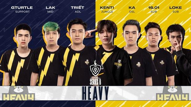Chính thức: B2F Gaming vô địch ĐTDV Series B, nắm tay HEAVY trở lại giải đấu Liên Quân số 1 Việt Nam - Ảnh 3.