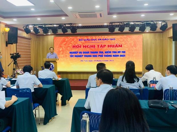 Rốt ráo chuẩn bị cho kỳ thi tốt nghiệp Trung học phổ thông 2021 - Ảnh 1.