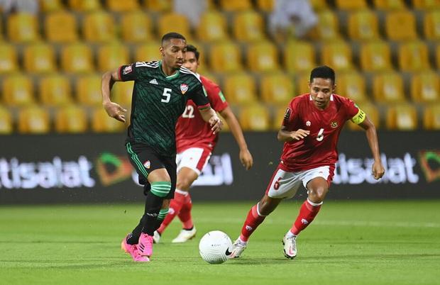 Đội tuyển UAE quyết tử trong trận đấu với đội tuyển Việt Nam - Ảnh 1.