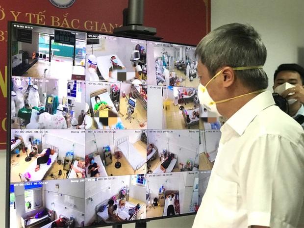 Thứ trưởng Nguyễn Trường Sơn rời tâm dịch Bắc Giang, nhận nhiệm vụ mới ở TP.HCM - Ảnh 2.