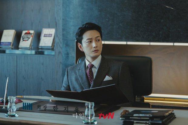 Đàn ông ở Mine toàn những niềm đau, bảo sao mợ cả Kim Seo Hyung lại chẳng cân đẹp dàn nữ chính - Ảnh 1.