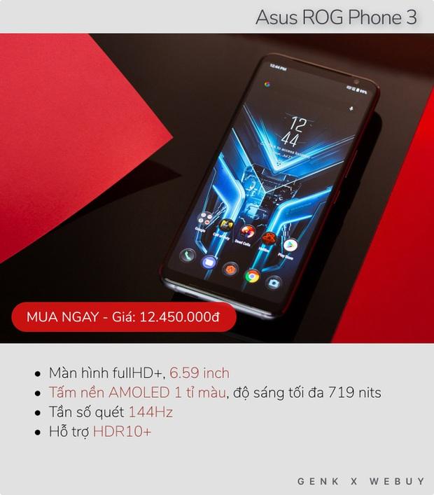 """6 điện thoại màn hình không khuyết điểm, vừa sáng đẹp lại thêm HDR để cày phim cho """"đã cái nư"""" - Ảnh 1."""