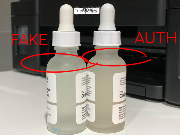 Khỏi dài dòng phức tạp, bạn cứ test nhanh 4 dấu hiệu sau là biết mình có mua phải serum The Ordinary giả hay không - Ảnh 6.