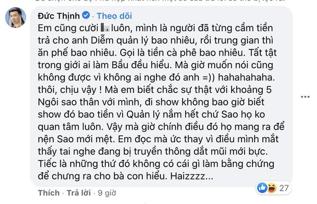 Xôn xao bản hợp đồng tiết lộ mức cát xê của Hồ Văn Cường, con số thực sự khiến netizen ngỡ ngàng - Ảnh 4.