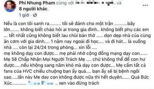 Sân khấu gần nhất Phi Nhung - Hồ Văn Cường song ca: Chỉ 1 tháng trước khi scandal nổ ra, thái độ người trong cuộc ra sao? - Ảnh 7.