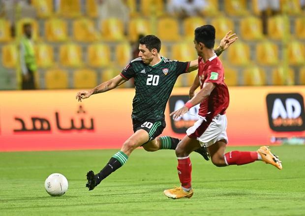 Đội tuyển UAE quyết tử trong trận đấu với đội tuyển Việt Nam - Ảnh 3.