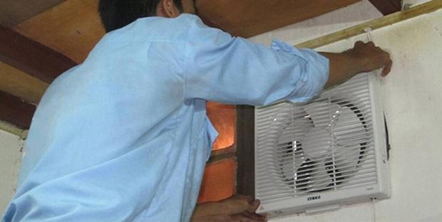 Phòng điều hoà nên lắp ngay thiết bị rẻ tiền này, nó vừa tiết kiệm điện vừa giảm tác hại của điều hoà đến sức khoẻ - Ảnh 3.