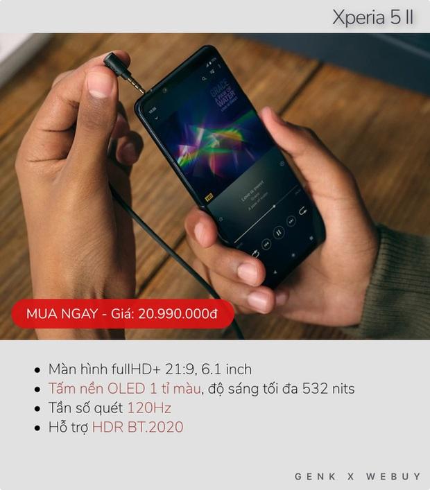 """6 điện thoại màn hình không khuyết điểm, vừa sáng đẹp lại thêm HDR để cày phim cho """"đã cái nư"""" - Ảnh 4."""
