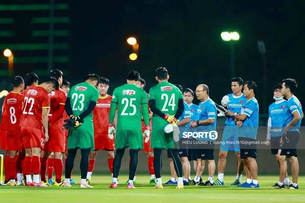 Đội tuyển UAE quyết tử trong trận đấu với đội tuyển Việt Nam - Ảnh 5.
