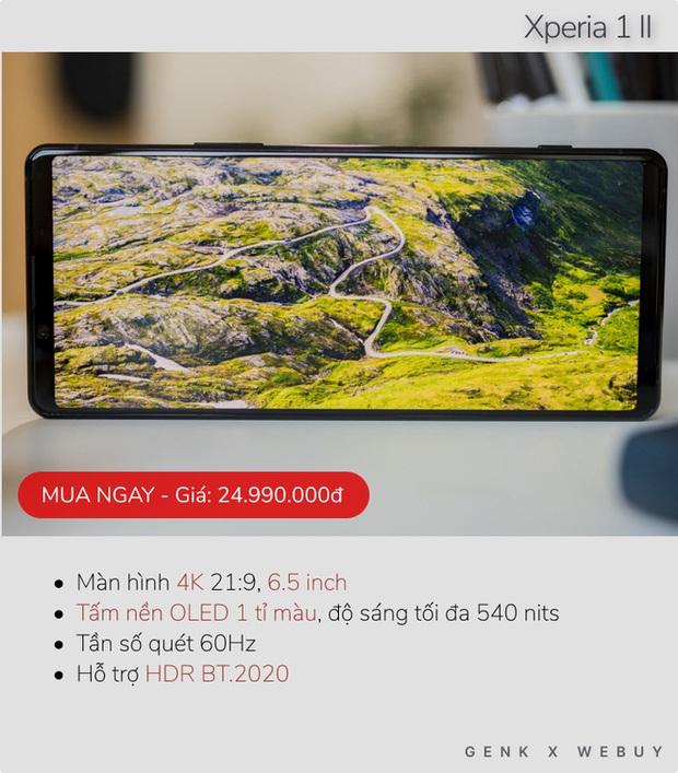 """6 điện thoại màn hình không khuyết điểm, vừa sáng đẹp lại thêm HDR để cày phim cho """"đã cái nư"""" - Ảnh 6."""