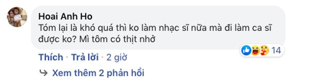 Nhạc sĩ Khắc Việt tuyên bố Hãy tình nghĩa với đúng người, Nguyễn Văn Chung - Hồ Hoài Anh có phản hồi ngay và luôn - Ảnh 6.