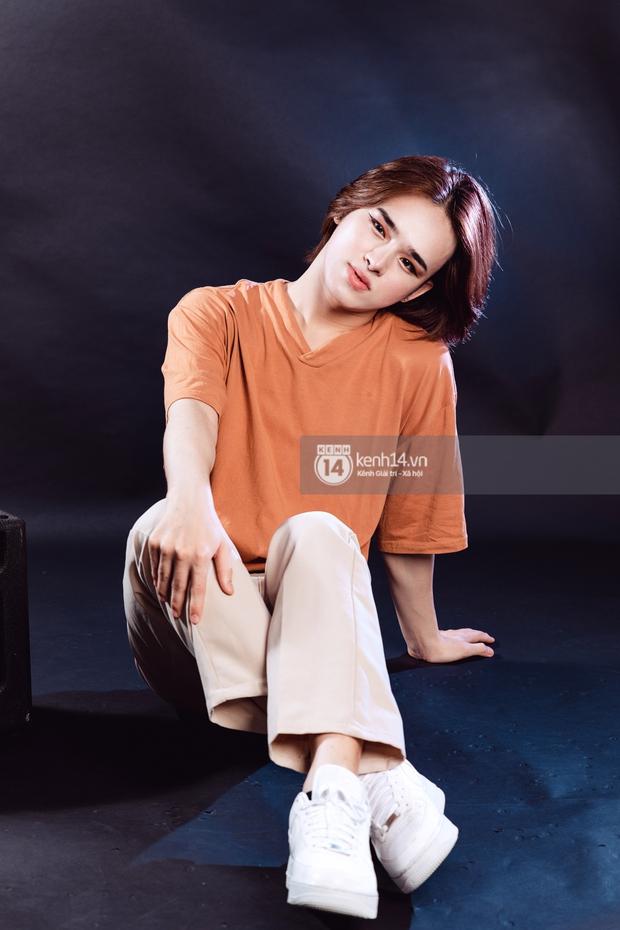 Trần Đức Bo tự nhận là mẫu con trai truyền thống nên… thích con gái, hé lộ thời làm booking bar kiếm 100tr/ tháng - Ảnh 9.