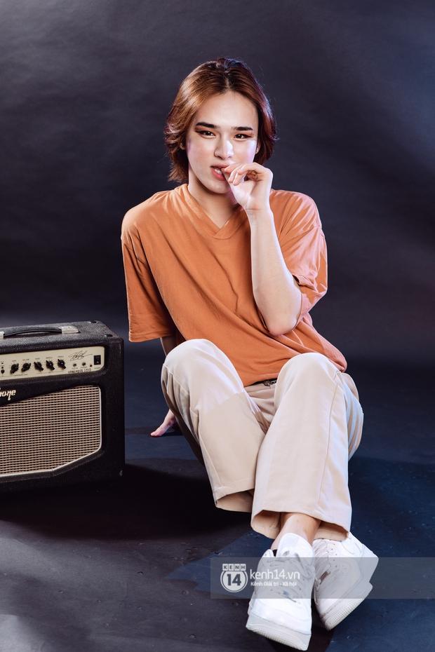 Trần Đức Bo tự nhận là mẫu con trai truyền thống nên… thích con gái, hé lộ thời làm booking bar kiếm 100tr/ tháng - Ảnh 5.