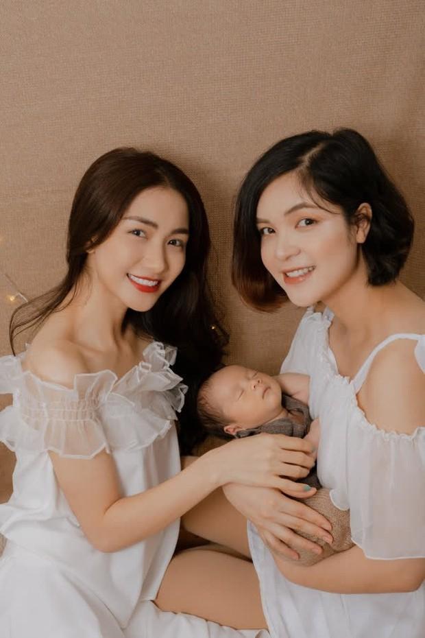 """Chị Kính Hồng nhà Hòa Minzy khoe visual """"đỉnh của chóp"""" dù đang mang bầu bé thứ hai! - Ảnh 2."""