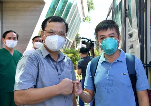 Đội phản ứng nhanh của Bệnh viện Chợ Rẫy hoàn thành nhiệm vụ chống dịch tại Bắc Giang, trở về TP.HCM - Ảnh 1.