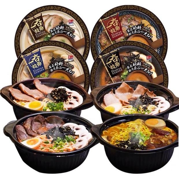 Rich kid Chao thử mì ramen tự sôi 130k: Một suất cực to đủ cho 2-3 người ăn lại còn có cả thịt bò xịn - Ảnh 4.