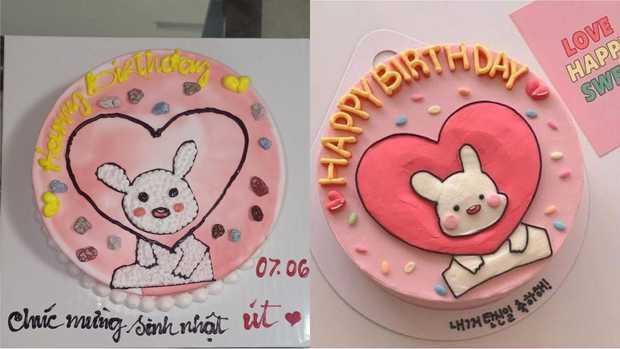 Cô gái yêu cầu viết lên bánh kem dòng chữ Happy Birthday như ảnh, thấy thành phẩm xong khổ chủ xỉu luôn 8 ngày chưa tỉnh - Ảnh 4.