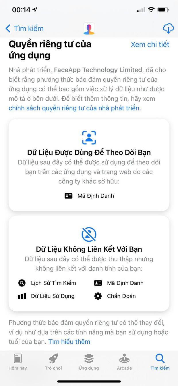 Cộng đồng mạng Việt lại phát sốt với trend chơi ảnh mới, thận trọng để tránh bị đánh cắp dữ liệu! - Ảnh 7.