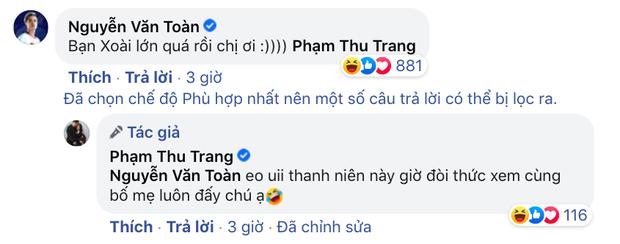 Bắt gặp Văn Toàn 3 tiếng trước giờ Việt Nam đá vẫn đi comment dạo, idol nhiều fan Quốc tế nay lạc tận đâu đây? - Ảnh 2.