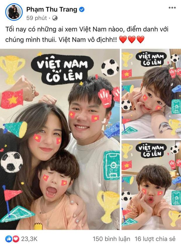 Team rich kid, KOLs rần rần trước giờ Việt Nam quyết đấu UAE: Đêm nay chắc sẽ nóng lắm đây - Ảnh 1.