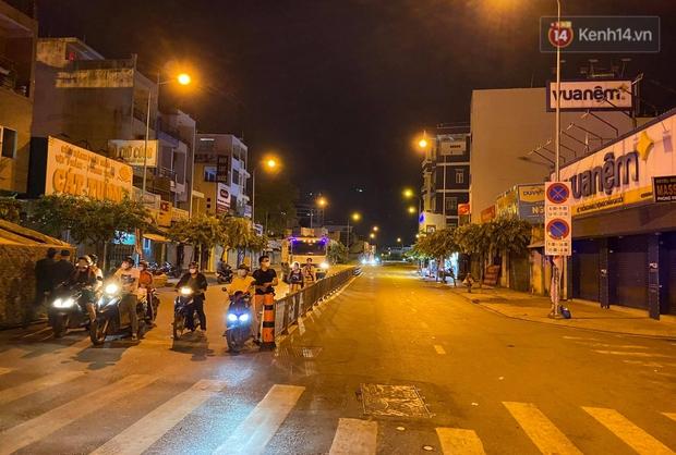 Quận Gò Vấp được dỡ phong toả sau 2 tuần giãn cách xã hội theo Chỉ thị 16 - Ảnh 8.