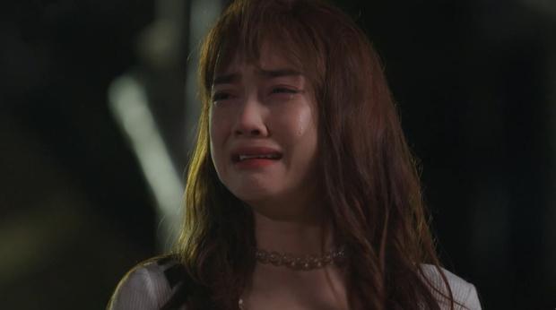 Anh Ngọc (Thái Hòa) đau đớn thú nhận mình sắp chết, đồng ý ly hôn chị Hạnh ở Cây Táo Nở Hoa - Ảnh 4.